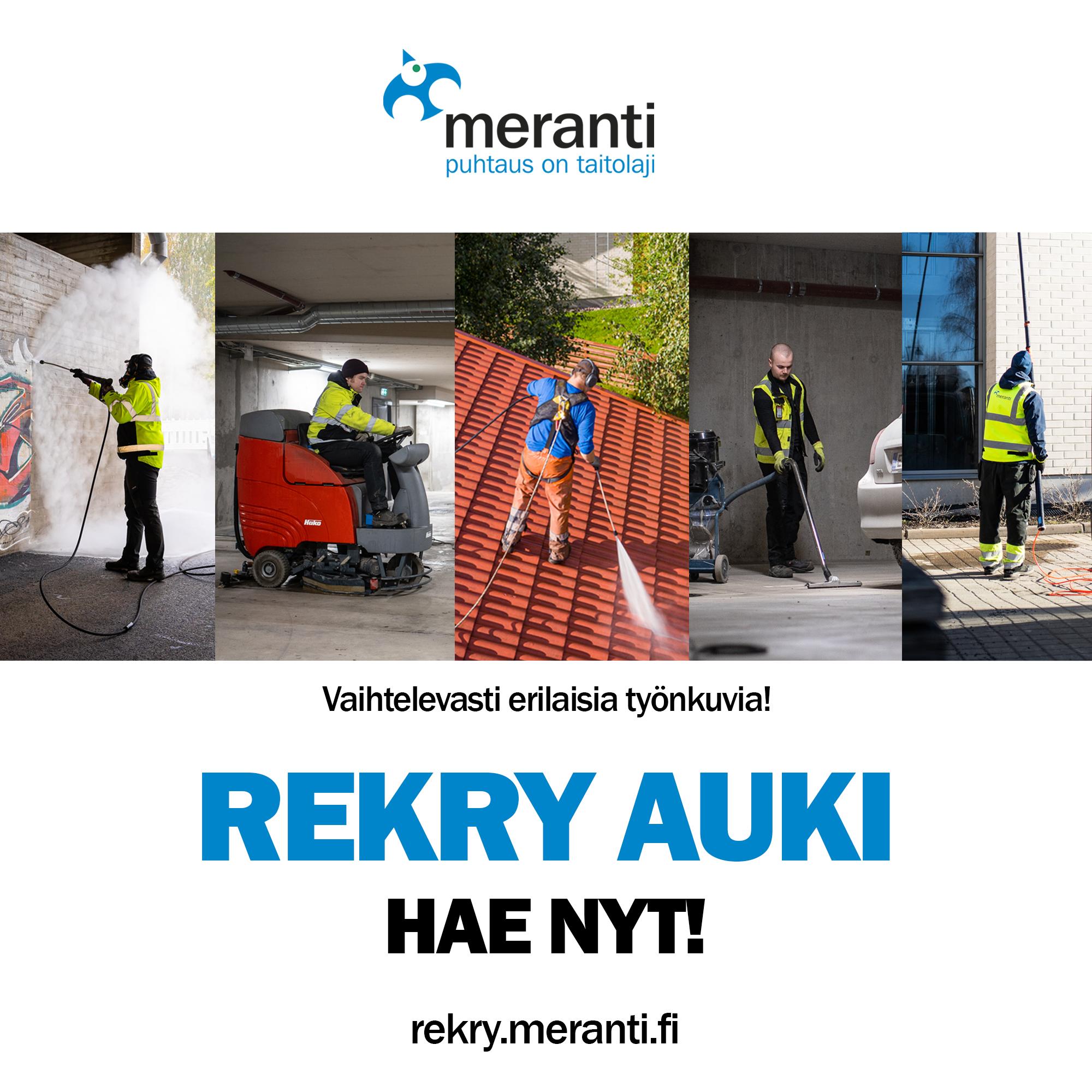 Rekry Oulu